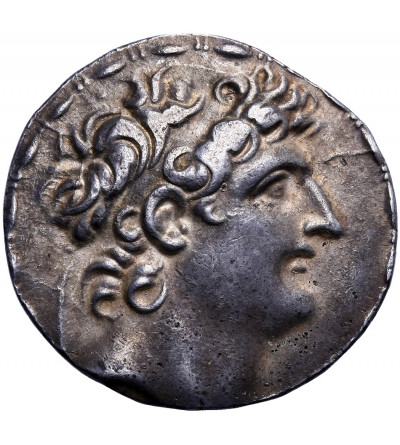 Królestwo Seleucydów. AR Tetradrachma, Antioch ok. 111-109 r. p.n.e., Antiochos VIII Grypos 121-96 p.n.e.