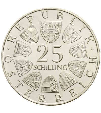 Austria 25 szylingów 1971