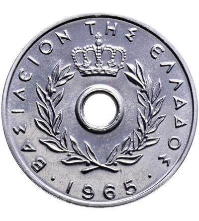 Grecja 10 Lepta 1965 - Proof