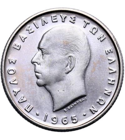 Grecja 50 Lepta 1965 - Proof