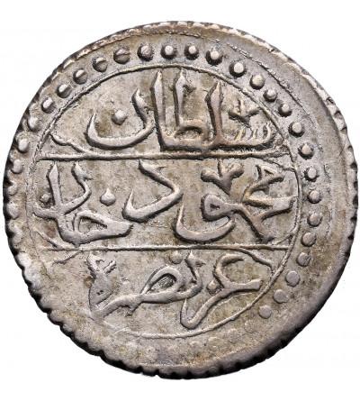 Algieria 1/4 Budju (6 Mazuna) AH 1238 / 1822 AD, Mahmud II