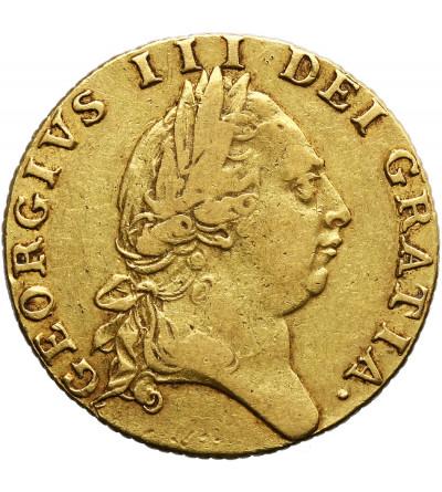 Wielka Brytania 1 Guinea 1789, Jerzy III