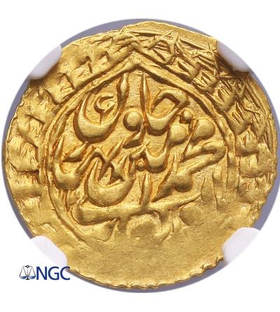 Khiva (Chiwa) AV 1/2 Tilla AH 1269 / 1852 AD - NGC AU 58