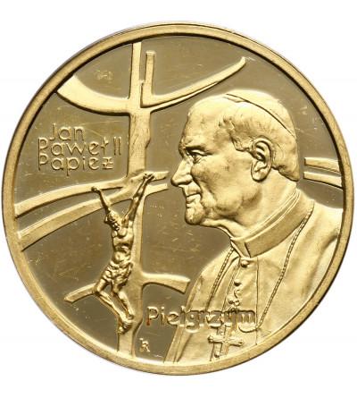 Polska 100 złotych 1999, Jan Paweł II - Papież Pielgrzym