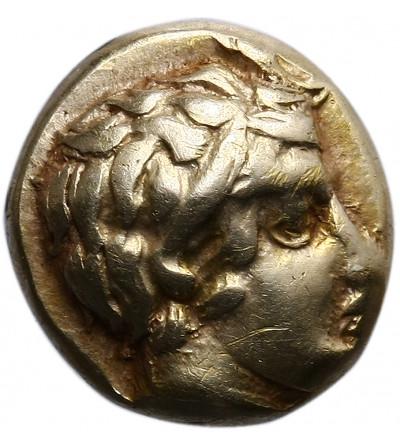 Greece. Lesbos, Mytilene. Electrum Hekte Circa 454-428/7 BC
