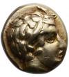 Grecja. Lesbos, Mitylena. Hekte  454-428/7 r. p.n.e.