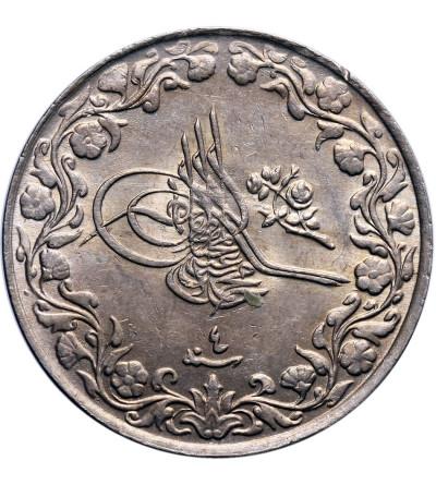 Egipt 5/10 Qirsh AH 1327/4 / 1911 AD, H