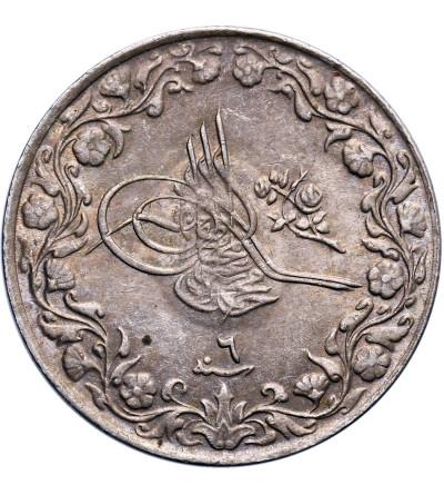 Egipt 5/10 Qirsh AH 1327/6 / 1913 AD, H