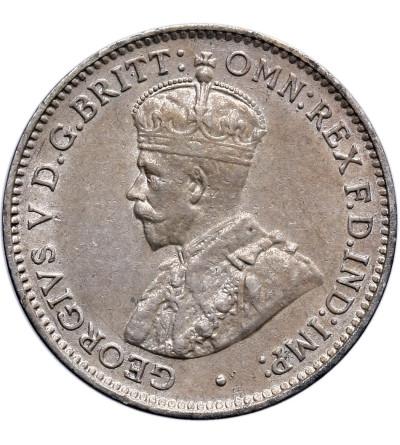 Australia 3 Pence (Threepence) 1918 M, Melbourne