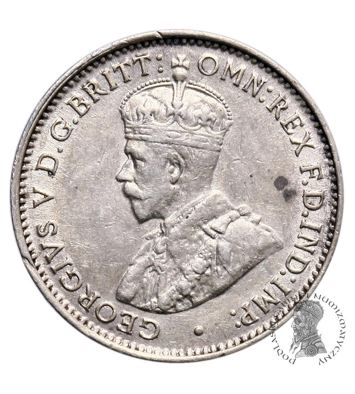 Australia 3 pensy 1911 (L), Londyn