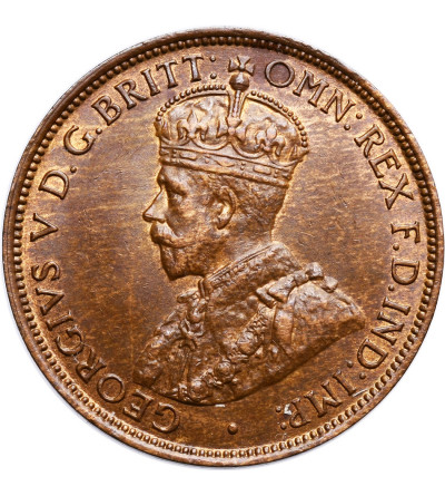 Australia 1/2 Penny 1919, Sydney