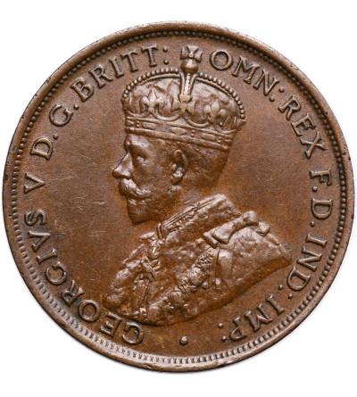 Australia 1 Penny 1912 H, Heaton