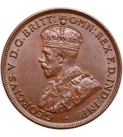 Australia 1 Penny 1917 (c) I