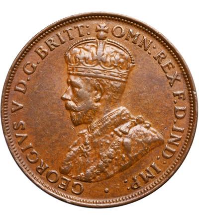 Australia Penny 1921