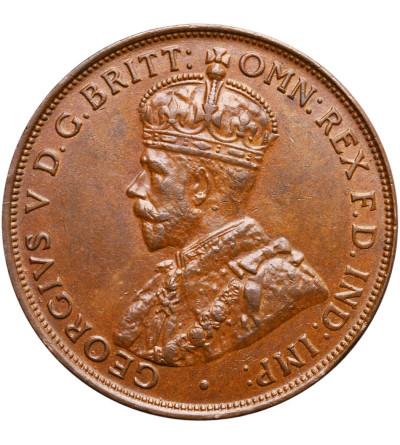 Australia 1 Penny 1923
