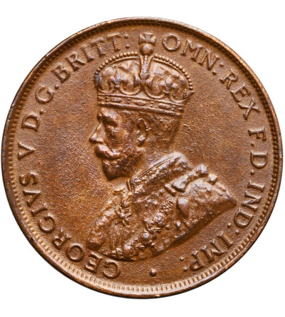 Australia Penny 1927
