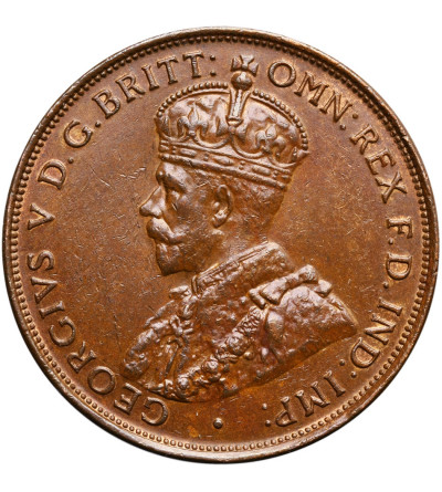 Australia 1 Penny 1933