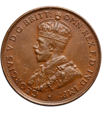 Australia Penny 1933