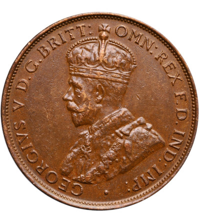Australia Penny 1934