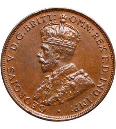 Australia 1 Penny 1934