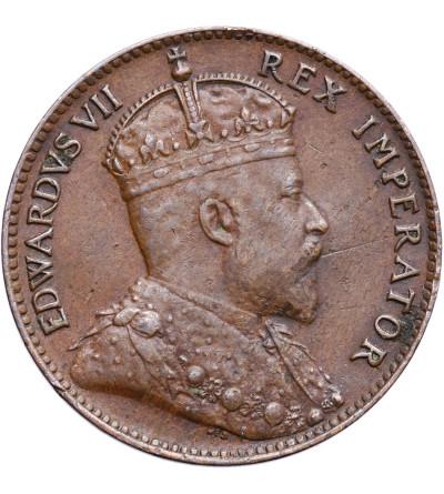 Cypr 1/4 Piastre 1905, Edward VII