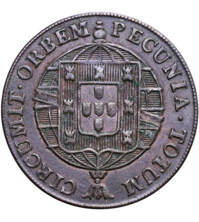Wyspa Św. Tomasza 40 Reis 1821, Bahia