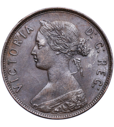 Canada. Newfoundland Large Cent 1865, Victoria