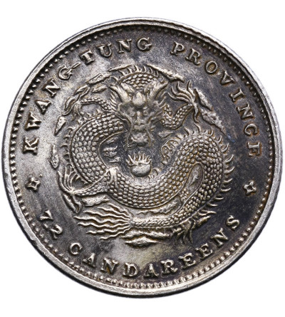 China Kwangtung 10 Cents ND (1890-1908)