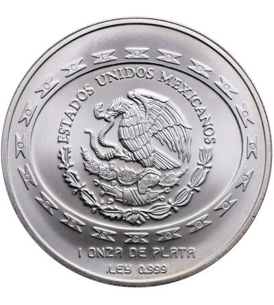 Meksyk 5 Pesos 1998 Mo, Teotihuacan - Jugador de Pelota
