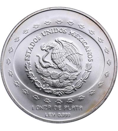 Meksyk 5 Pesos 1998 Mo, Teotihuacan - Mascara