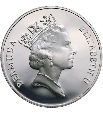 Bermudy 2 dolary 1994, muszle - Proof