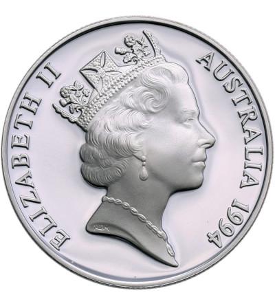 Australia 10 Dollars 1994, Wedge-tailed eagle - Proof