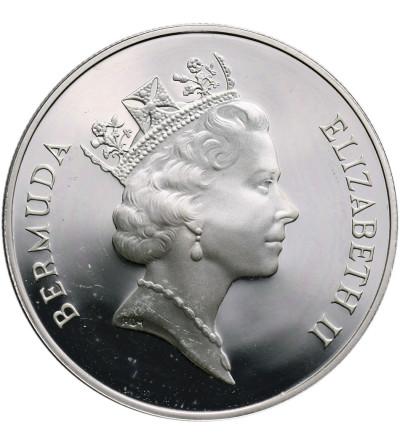 Bermudy 2 dolary 1993, Faeton żółtodzioby - Proof