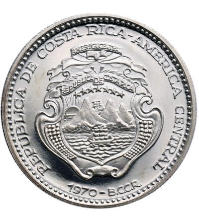Kostaryka 5 Colones 1970, Juan Vazquez de Coronado