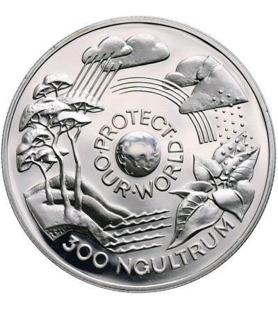 Bhutan 300 Ngultrums 1994 - Proof