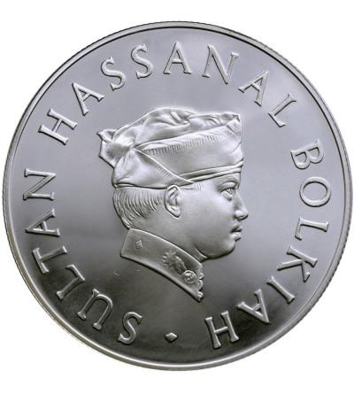 Brunei 50 dolarów AH 1400 /  1979 AD, rok Hejira 1400 - Proof