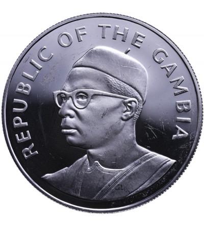 Gambia 20 Dalasis 1981, F.A.O.