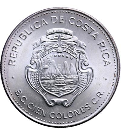 Kostaryka 100 Colones 1979