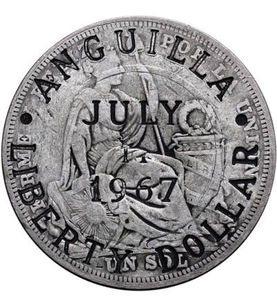 Anguilla 1 Libery Dolar 1967