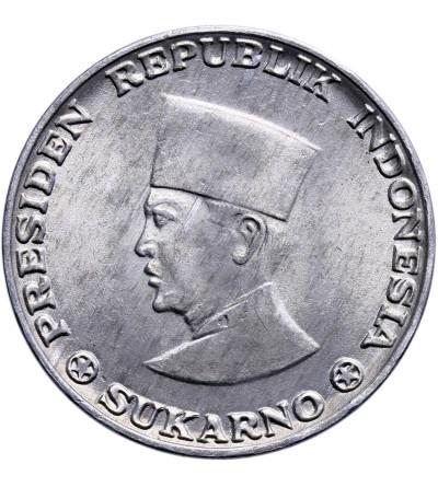 Indonezja 25 Sen 1962, Irian Barat - obrzeże z napisem