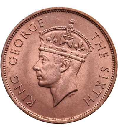 Brytyjski Honduras 1 cent 1950