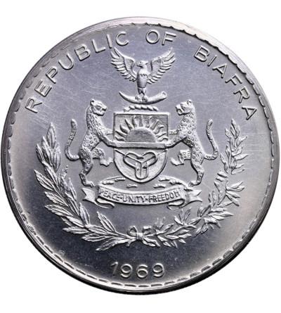 Biafra 1 funt 1969