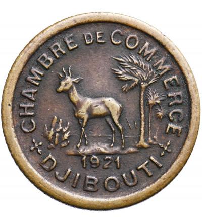 Dżibuti 50 Centimes 1921