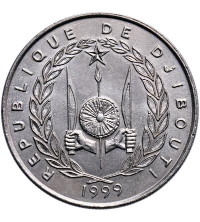 Dżibuti 50 franków 1999