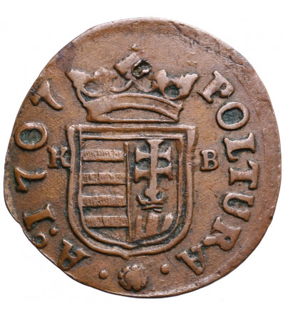 Hungary Malcontent Poltura 1707 KB, Kremnitz