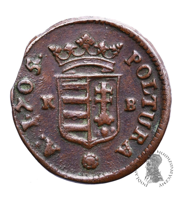 Węgry Malkontenci Poltura 1705 KB, Kremnica