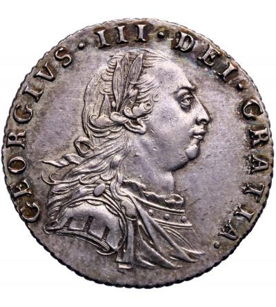 Wielka Brytania 6 pensów 1787