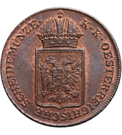Austria 2 krajcary 1848 A, Wiedeń
