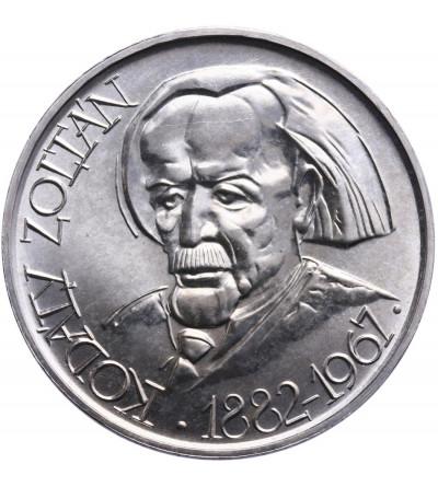 Hungary 50 Forint 1967, Zoltan Kodaly