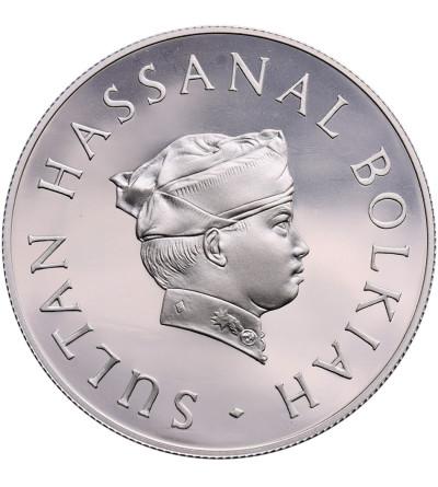 Brunei 10 dolarów 1977, 10 rocznica powstania Rady Walutowej Brunei